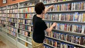 Sale 50% off all DVDs and Blu-rays at Record Surplus