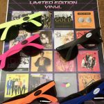 Free Rhino Records Sunglasses