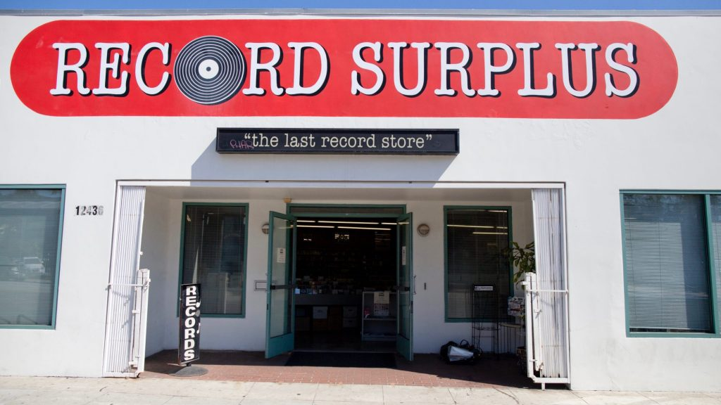 Record Surplus Open Easter