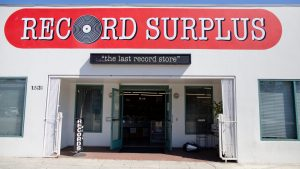 Open Easter! Vinyl Records, CDs, DVDs at Record Surplus Los Angeles