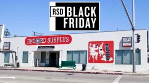 Record Store Day Black Friday 2019 + 3 Day Sale at Record Surplus Los Angeles